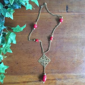 Jewelry - Handmade! Up-cycled Necklace